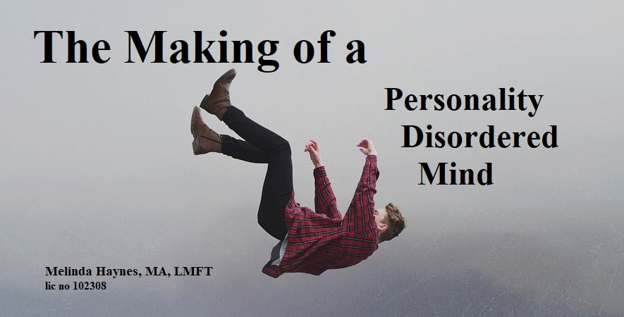 The Making of a Personality Disorder